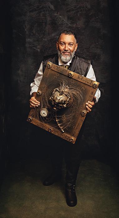 Professor Hectorius, Steampunk Art & Curiosities